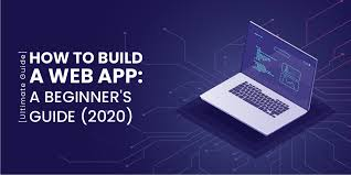 A beginners guide to Web app development